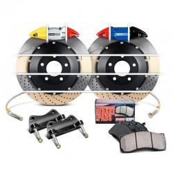 Zestaw hamulcowy StopTech Big Brake Sport 83.657.0023.xx (tył)