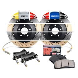 Zestaw hamulcowy StopTech Big Brake Sport 83.657.0057.xx (tył)