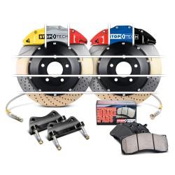 Zestaw hamulcowy StopTech Big Brake Sport 83.896.6700.xx (przód)
