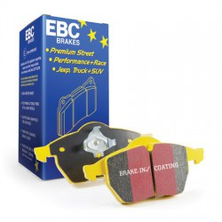 Klocki hamulcowe EBC YellowStuff DP4101R (przód / tył)