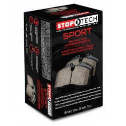 Klocki hamulcowe StopTech Sport 309.03700 (przód)