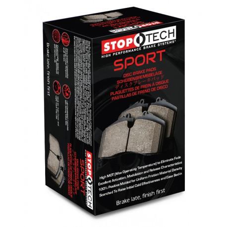 Klocki hamulcowe StopTech Sport 309.13470 (tył)