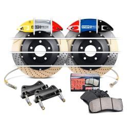 Zestaw hamulcowy StopTech Big Brake Sport 83.305.0046.xx (tył)